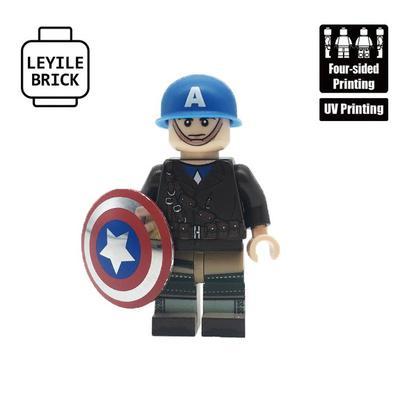 WW2 Captain America LYLMV025