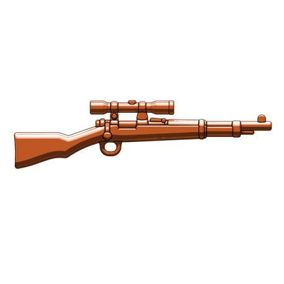 Brown Brickarms Kar98 Sniper Rifle BA158