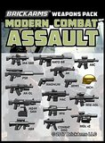 Brickarms Modern Combat - Assault Pack  WQB32