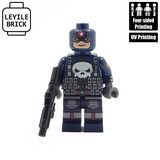 Punisher Captain   MW181