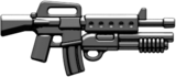 Black Brickarms M16-DBR BA013