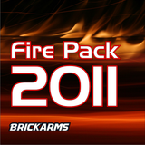Brickarms Fire Pack  WQB02
