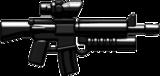 Black Brickarms M16-AGL BA029