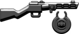 Black Brickarms PPSh BA073