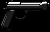Black Brickarms M9 Pistol BA097