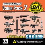 Brickarms Value Pack #2  WQB13