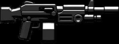 Black Brickarms M249 SAW BA161